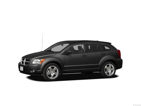 2012 Dodge Caliber Hatchback Black Clearcoat