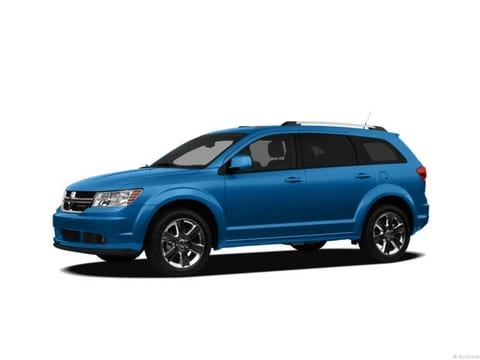 2012 Dodge Journey SUV Blue Pearlcoat