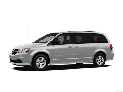 2012 Dodge Grand Caravan Van Bright Silver Metallic Clearcoat