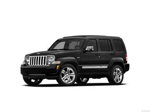 2012 Jeep Liberty SUV Black Clearcoat