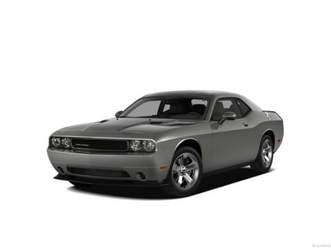 Challenger on Color Billet Silver Metallic Clearcoat