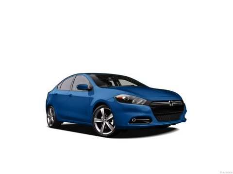 2013 Dodge Dart Sedan Blue Streak Pearlcoat