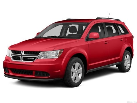 2013 Dodge Journey SUV Bright Red Clearcoat