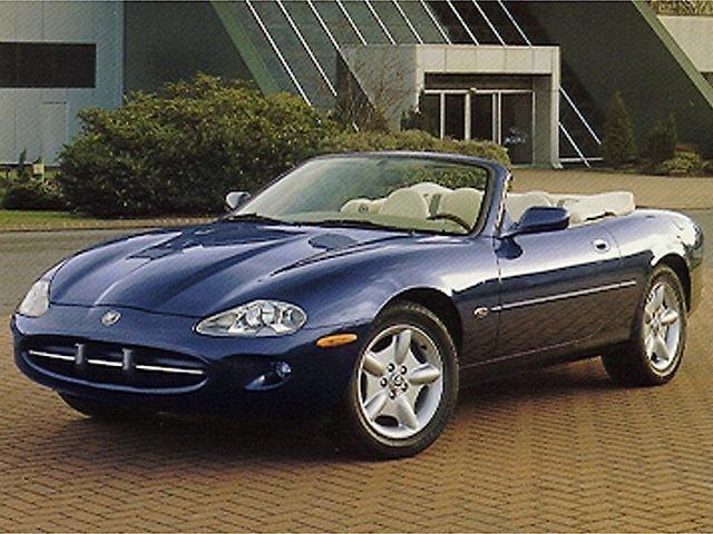 1997 Jaguar Xk8 Base Convertible Photos J D Power
