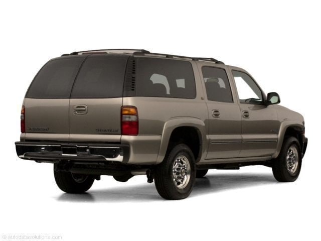 2001 Chevrolet Suburban 2500 Ls Suv Photos J D Power