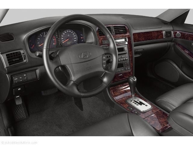2002 hyundai xg350 base sedan photos j d power. Black Bedroom Furniture Sets. Home Design Ideas