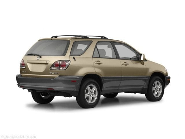 2003 Lexus Rx 300 Base A4 Suv Photos J D Power