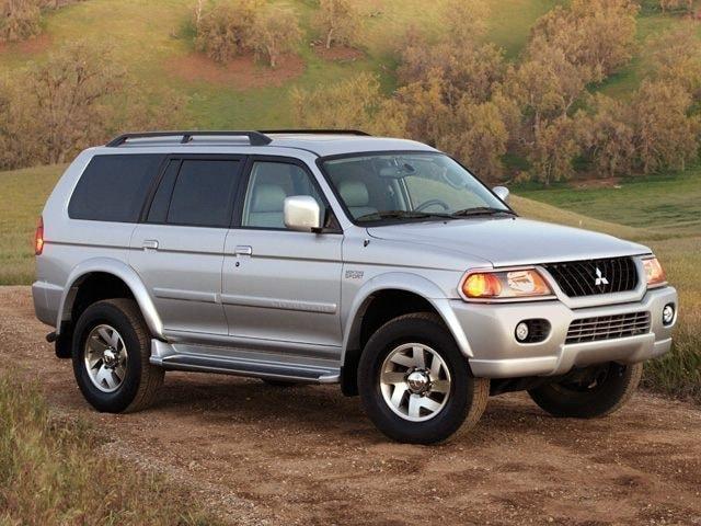 2003 Mitsubishi Montero Sport ES (A4) SUV Photos