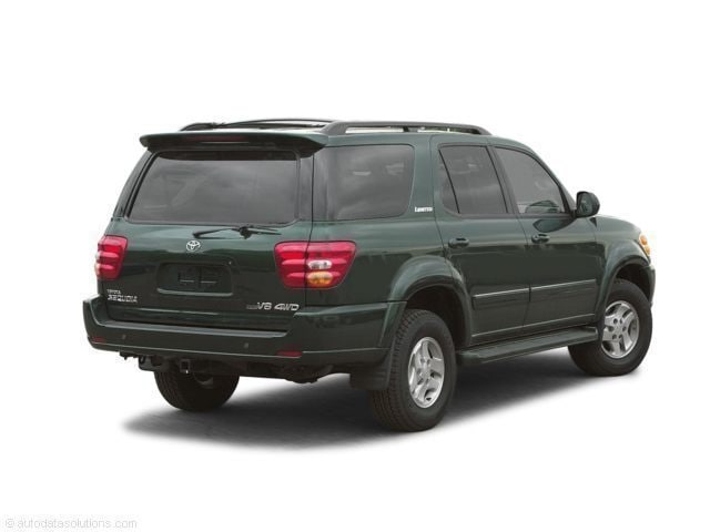 2003 toyota sequoia sr5 v8 a4 suv photos j d power. Black Bedroom Furniture Sets. Home Design Ideas