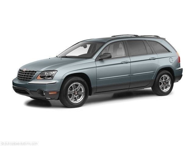 2005 chrysler pacifica base suv photos j d power. Black Bedroom Furniture Sets. Home Design Ideas
