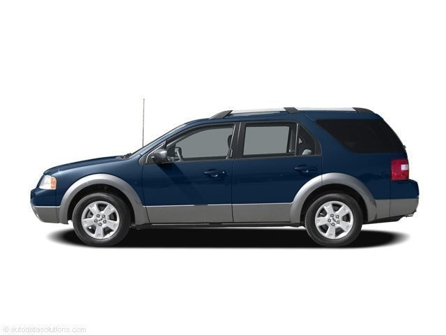2007 ford freestyle sel 120b wagon photos j d power. Black Bedroom Furniture Sets. Home Design Ideas