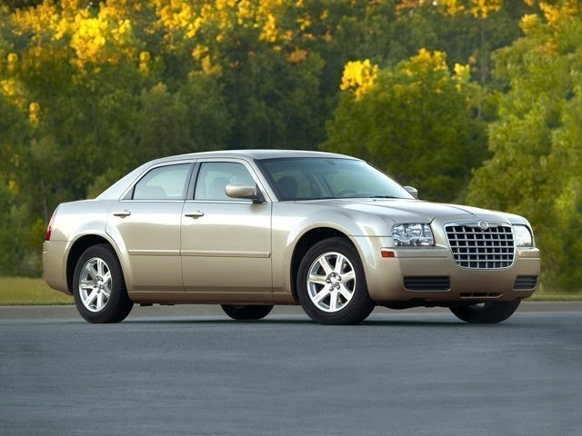 Used Chrysler 300 Srt8