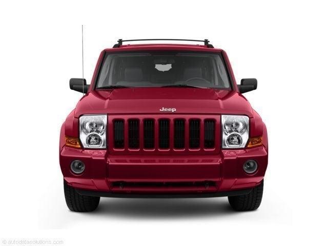 The 2007 Jeep Commander comes
