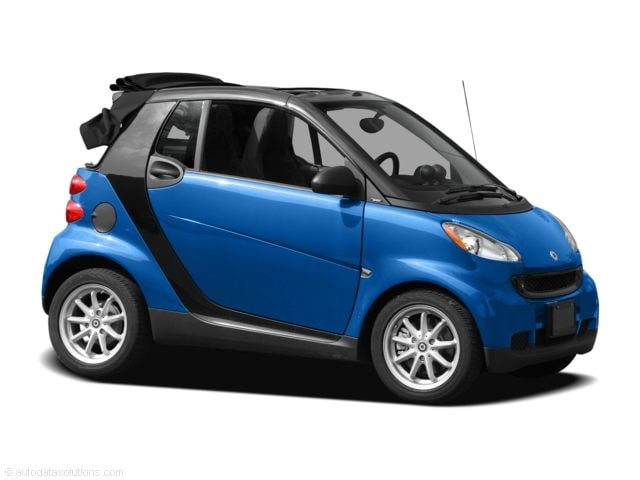 2009 smart fortwo passion convertible photos j d power. Black Bedroom Furniture Sets. Home Design Ideas
