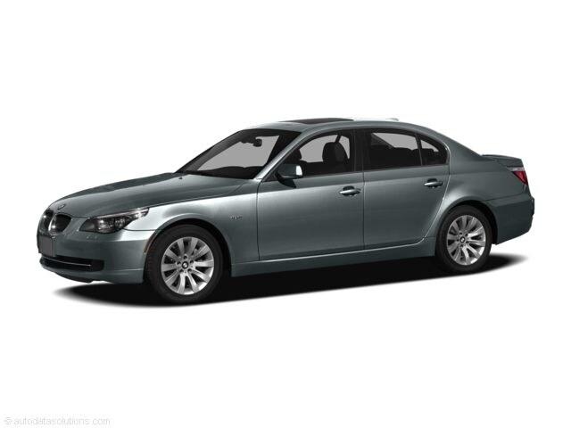 BMW 528i Car 2010