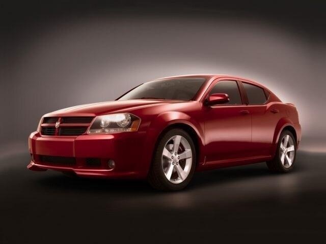Dodge Avenger The 2010 Dodge