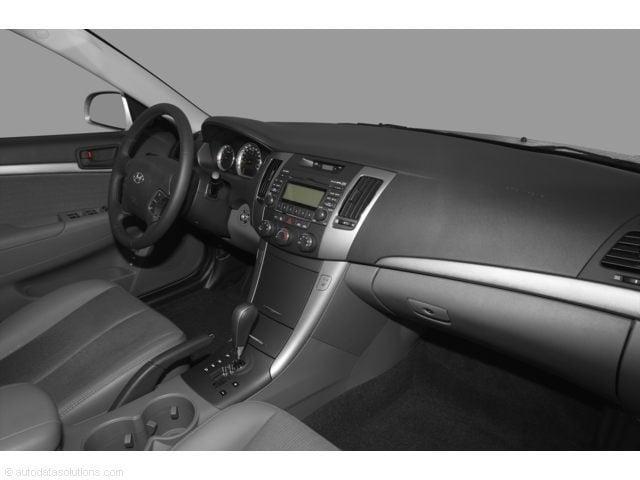 2010 Hyundai Sonata GLS (M5) Sedan Photos | J.D. Power