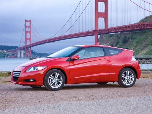 2011 Honda CR-Z Sport Hybrid in Davis, CA