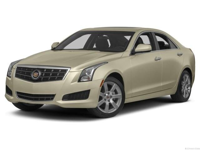2013 Cadillac Ats 2 5l Sedan Photos J D Power