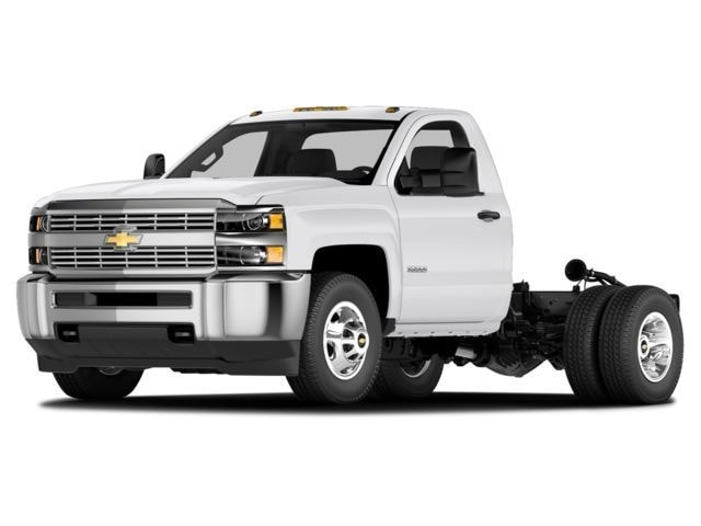 New 2015 Chevrolet Silverado 3500HD Chassis WT For Sale In