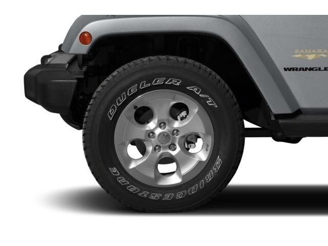 Clio MI Jeep Wrangler