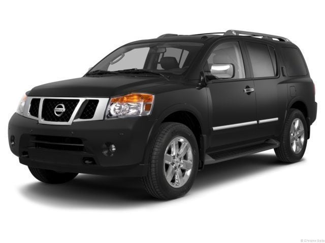 New Nissan Armada in Medford