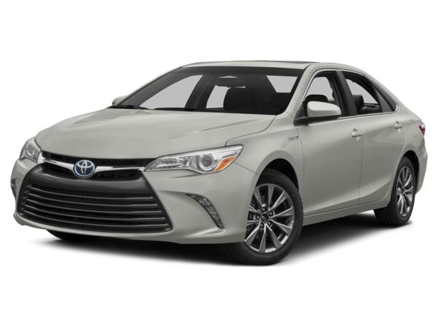 2015 Toyota Camry Hybrid LE Sedan