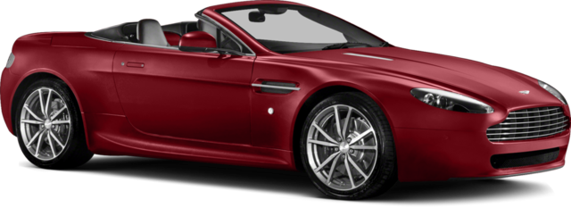 2016 Aston Martin V8 Vantage Convertible Base