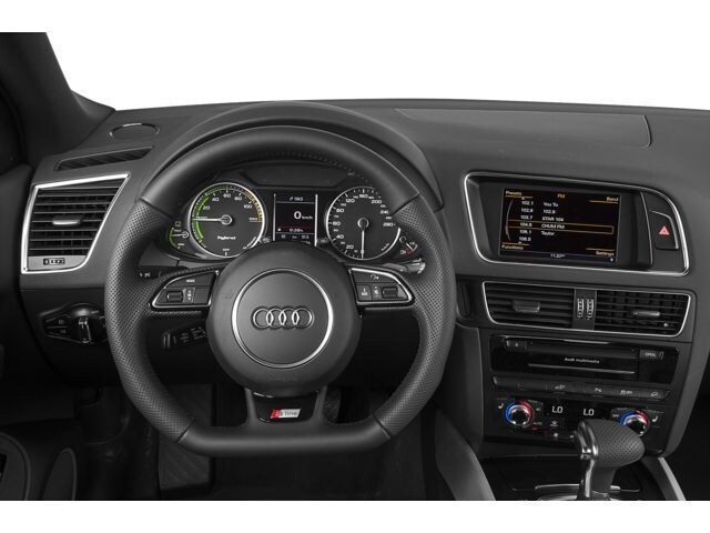2016 Audi Q5 hybrid SUV