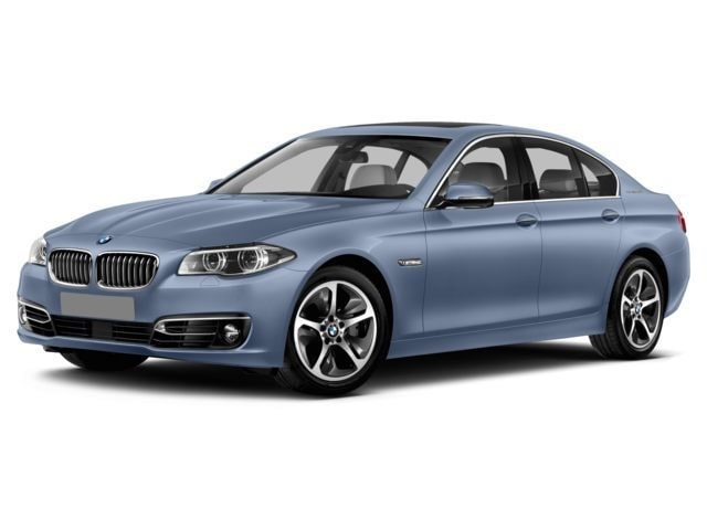 2016 BMW ActiveHybrid 5 Sedan