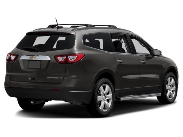 Pictures of 2016 Chevrolet Traverse
