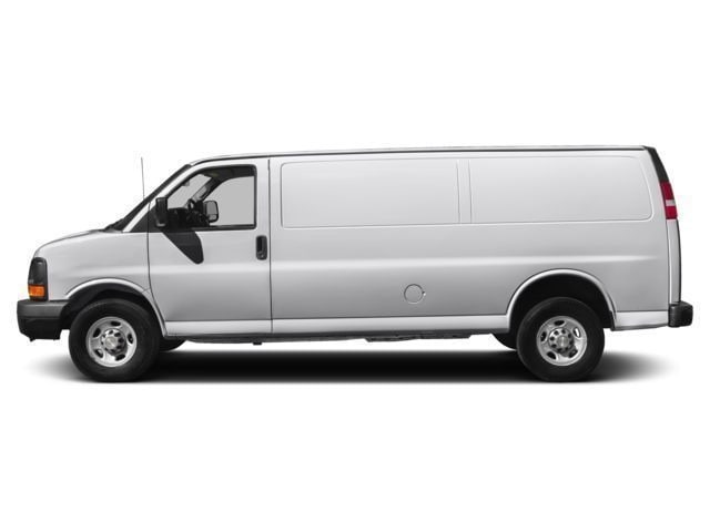 New 2016 Chevrolet Express 3500 For Sale Rome NY