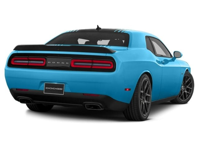 New Dodge Challenger Coupe
