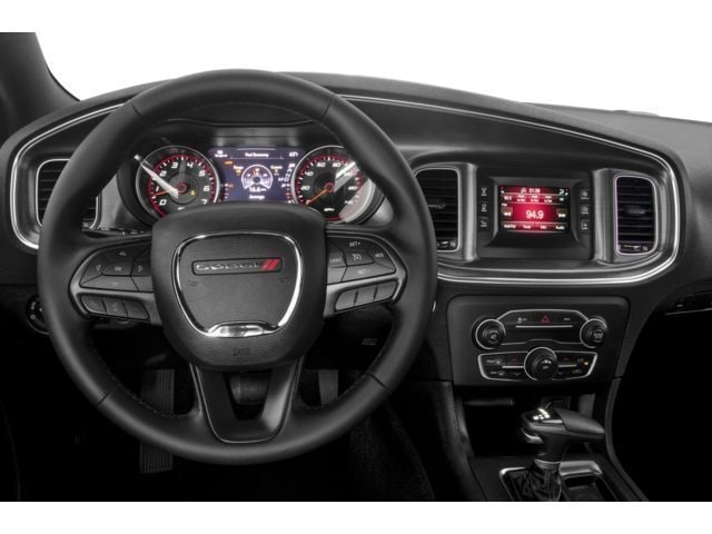 2016 Dodge Charger Sedan