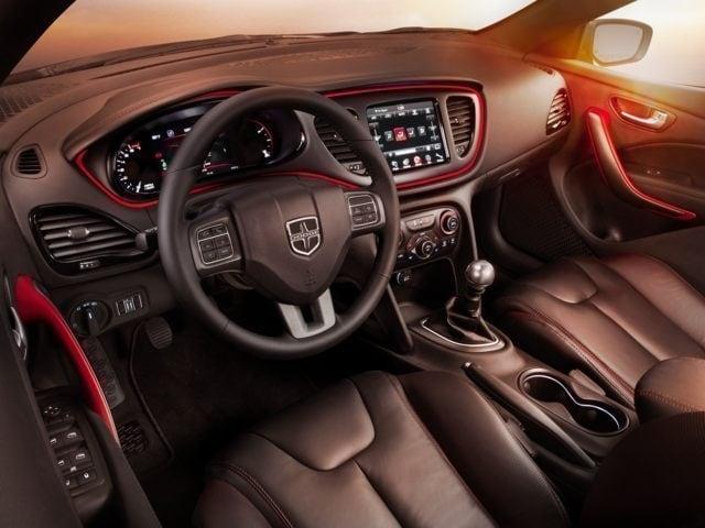 2016 Dodge Dart Sedan