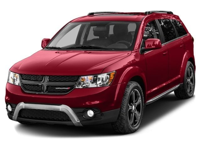 vehicle dodge journey crossroad