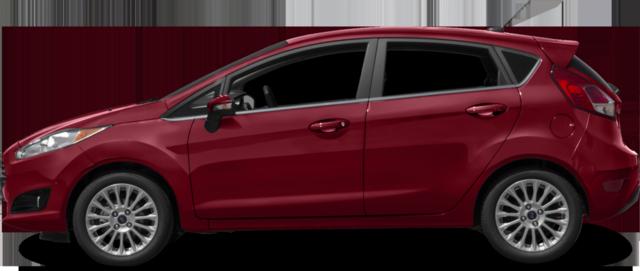 2016 Ford Fiesta Hatchback Titanium