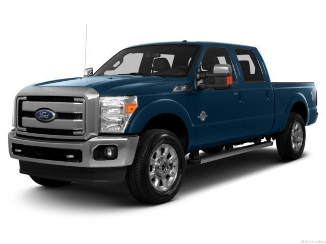 2016 Ford F-250 Pick-Up Truck