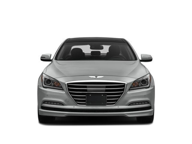Front view of the new Hyundai Genesis in Rocky Mount