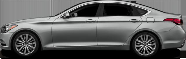 2016 Hyundai Genesis Sedan 5.0 (A8)