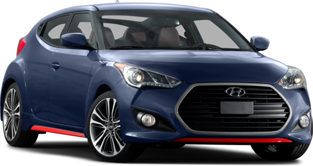 2016 Hyundai Veloster Hatchback Turbo R-Spec
