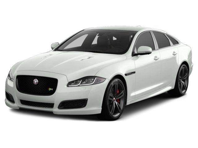 2016 Jaguar XJR Sedan