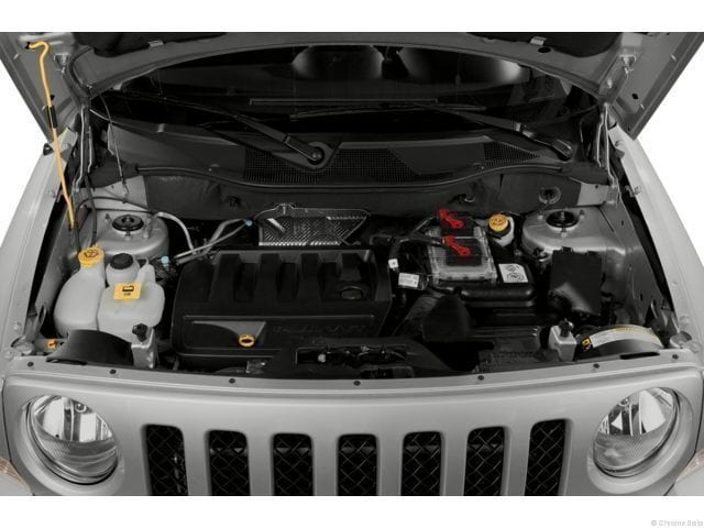 New Jeep Patriots available in Roseville, MI at Mike Riehl's Roseville Chrysler Dodge Jeep RAM