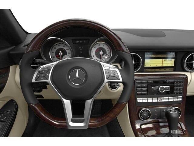 2016 Mercedes-Benz SLK Roadster