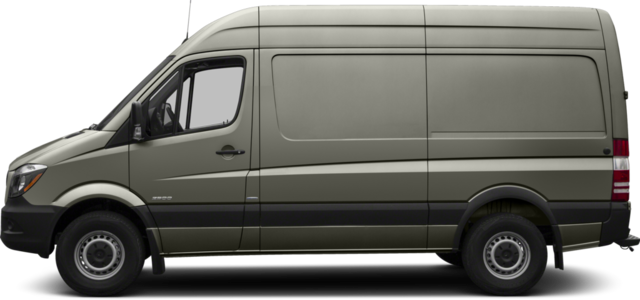 2016 Mercedes-Benz Sprinter Van High Roof Cargo