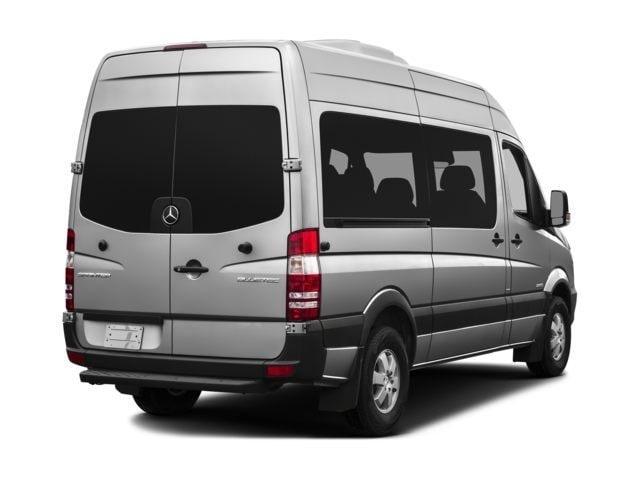 New 2016 mercedes benz sprinter passenger van for sale for Mercedes benz sprinter passenger van for sale