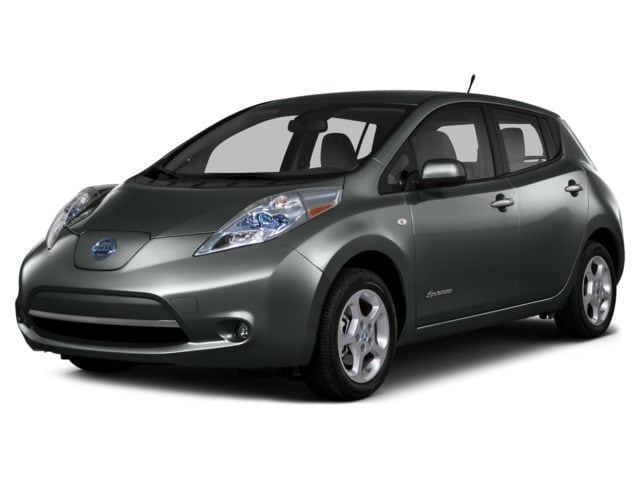 2016 Nissan Leaf Electric  Car