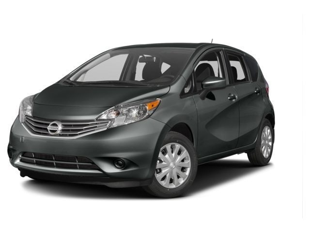 2016 Nissan Versa Note 5-Door car