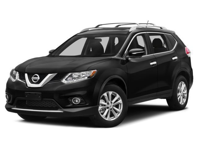 2016 Nissan Rogue Crossover Sports Utility Vehicle