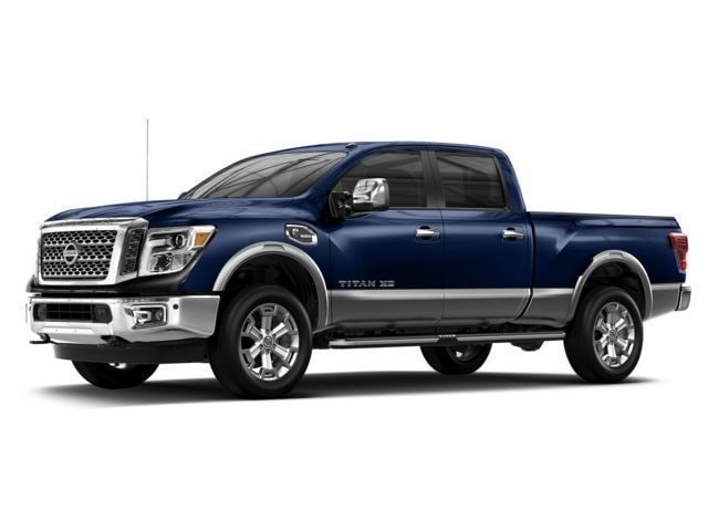 2016 Nissan Titan XD Heavy Duty Pick-Up Truck